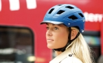 Kask rowerowy ABUS Hyban WhiteMat L 58-63 cm narowery.pl