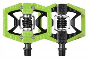 Pedały Crankbrothers Double shot LE Zielone