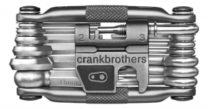 Multitool CrankBrothers M- Silver 19DLG