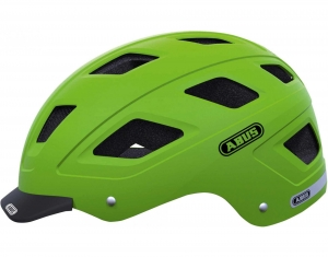 Kask rowerowy Abus Hyban Green M 52-58 cm
