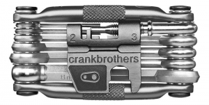 Multitool CrankBrothers M- Silver 17DLG