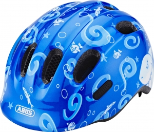 Kask rowerowy Abus Smiley 2.0 M sharky