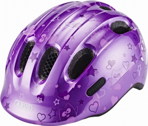 Kask rowerowy Abus Smiley 2.0 S  Owl