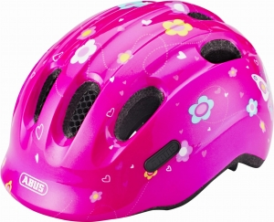 Kask rowerowy Abus Smiley 2.0 S Butterfly