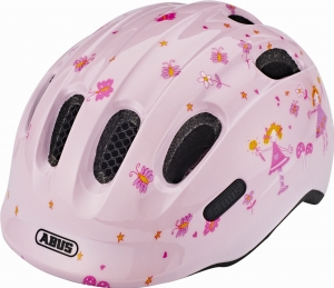 Kask rowerowy Abus Smiley 2.0 M Rose