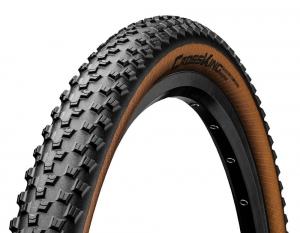 "Opona Continental Cross King 29"" 2,20 55-622 zwijana"