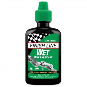 Olej Finish Line 60 ml - Cross Country WET ZG