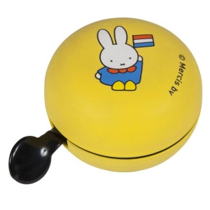 Dzwonek Yepp Ding-Dong 60 mm Miffy Yellow