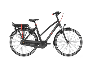 Gazelle Vento C7 HMB Bosch Black damski medium