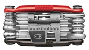 Multitool Crank Brothers Red 17 DLG skuwacz