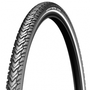 "Opona Michelin Protek Cross 28"" 42-622 odblask"