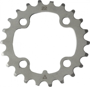 Zębatka Stronglight Inox 9s Shimano 64 mm