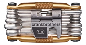 Multitool CrankBrothers M-Gold 19DLG