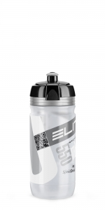 Bidon Elite Corsa 550ml srebrny