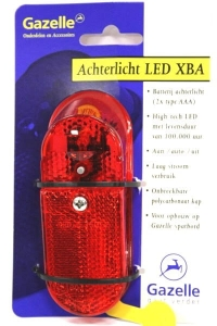 Lampa tylna Gazelle 7 On/Off/Auto