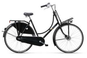 Batavus Old Dutch N3 Plus czarny mat