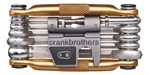 Multitool CrankBrothers M- Gold 17DLG