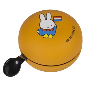 Dzwonek Yepp Ding-Dong 60 mm Miffy Orange