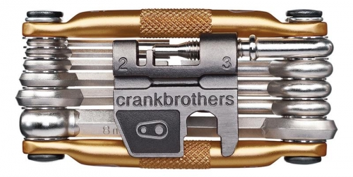 Multitool CrankBrothers M- Gold 17DLG www.narowery.pl