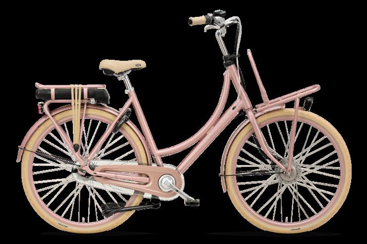Fonkelnieuw Rower elektryczny Batavus Donna E-go N7 różowy Sprzedaż i naprawa OK-16
