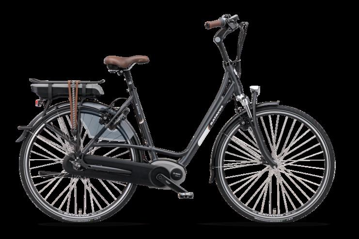 Verrassend Rower elektryczny Batavus Milano E-go 400Wh damski czarny Sprzedaż OU-32